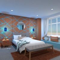 fotos schlafzimmer architektur ideen