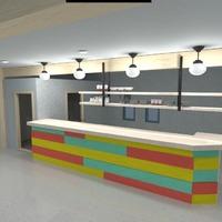 fotos cafeterias ideias