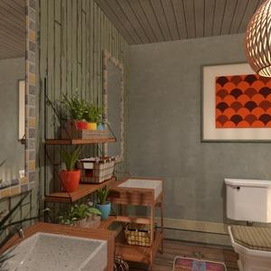 照片 独栋别墅 浴室 创意