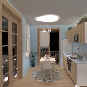 fotos casa varanda inferior mobílias decoração cozinha ideias
