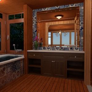 foto decorazioni angolo fai-da-te bagno illuminazione paesaggio architettura idee