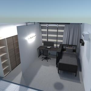 nuotraukos butas biuras idėjos