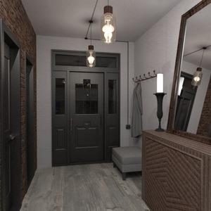 foto appartamento casa illuminazione rinnovo ripostiglio vano scale idee