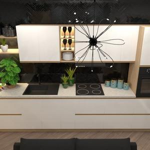 photos appartement meubles cuisine eclairage architecture idées