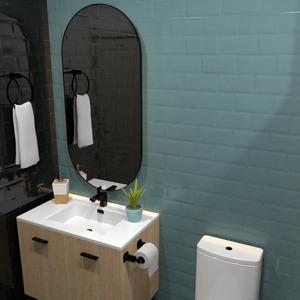 photos appartement décoration salle de bains eclairage architecture idées