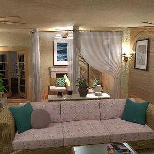 nuotraukos namas terasa svetainė garažas virtuvė idėjos