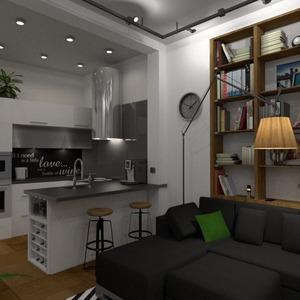photos apartment living room kitchen dining room studio ideas