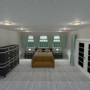 foto arredamento decorazioni camera da letto illuminazione ripostiglio idee