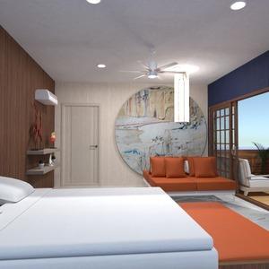 fotos apartamento terraza muebles dormitorio exterior ideas