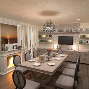 照片 独栋别墅 家具 装饰 餐厅 结构 创意