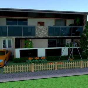 照片 独栋别墅 露台 户外 景观 结构 创意