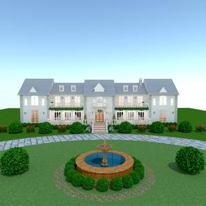 fotos casa decoración exterior iluminación arquitectura ideas
