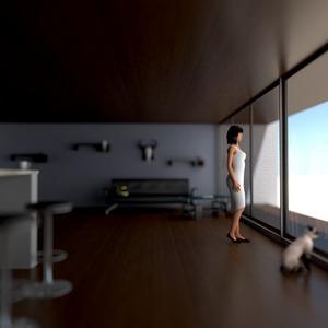 fotos wohnzimmer studio ideen