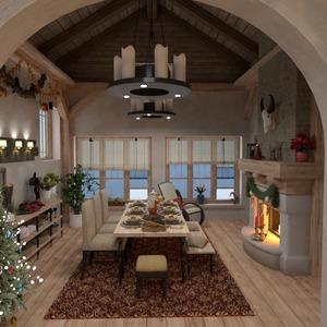 foto casa arredamento decorazioni illuminazione sala pranzo idee
