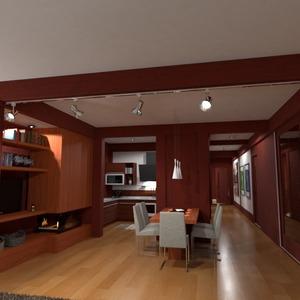 照片 独栋别墅 露台 客厅 厨房 餐厅 创意