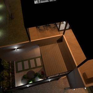 photos maison terrasse extérieur eclairage architecture idées