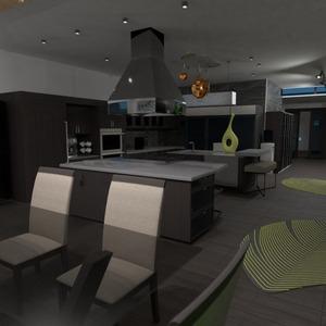foto decorazioni cucina illuminazione architettura idee