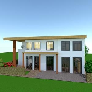photos maison garage extérieur rénovation paysage architecture idées