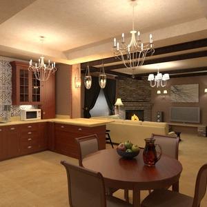 foto casa arredamento decorazioni angolo fai-da-te saggiorno cucina sala pranzo monolocale idee