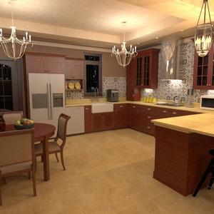 foto casa arredamento decorazioni angolo fai-da-te cucina illuminazione sala pranzo idee