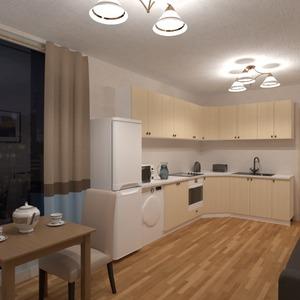 照片 公寓 家具 厨房 照明 餐厅 创意