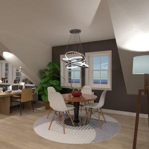 照片 公寓 家具 照明 餐厅 单间公寓 创意