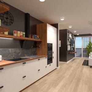 照片 公寓 家具 厨房 照明 创意