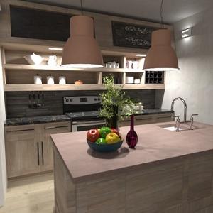 идеи декор кухня освещение идеи