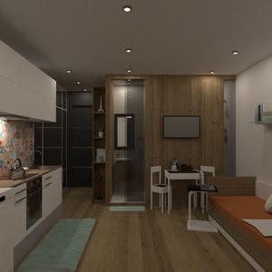 nuotraukos butas pasidaryk pats vonia miegamasis virtuvė biuras apšvietimas kavinė valgomasis prieškambaris idėjos