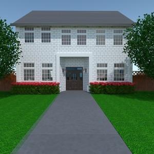 foto casa arredamento decorazioni oggetti esterni illuminazione rinnovo paesaggio famiglia architettura vano scale idee