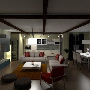 zdjęcia dom meble wystrój wnętrz pokój dzienny kuchnia oświetlenie jadalnia architektura pomysły