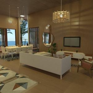 идеи дом гостиная освещение столовая идеи