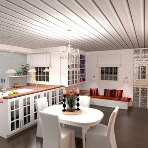 fotos mobílias decoração cozinha iluminação sala de jantar arquitetura ideias