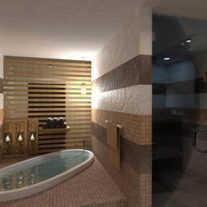zdjęcia dom meble wystrój wnętrz łazienka oświetlenie pomysły