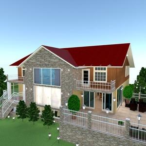photos house terrace outdoor landscape architecture ideas