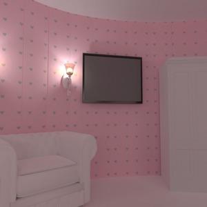 foto casa arredamento cameretta illuminazione idee