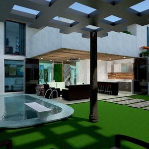 照片 独栋别墅 露台 家具 户外 景观 结构 创意