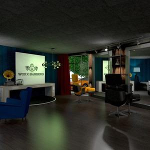 fotos decoração escritório iluminação arquitetura ideias