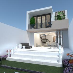 photos maison terrasse meubles décoration diy extérieur eclairage paysage idées