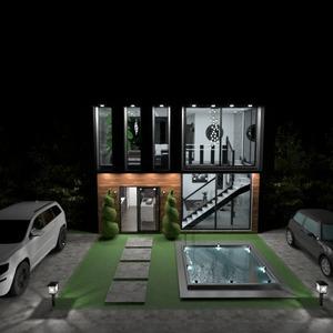 nuotraukos butas vonia svetainė eksterjeras аrchitektūra idėjos