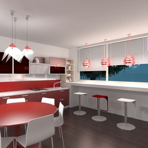 fotos mobílias decoração cozinha escritório utensílios domésticos ideias