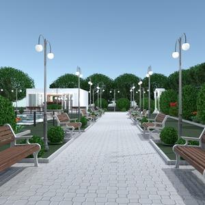 photos outdoor lighting landscape cafe ideas