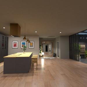 fotos terraza salón iluminación reforma hogar ideas