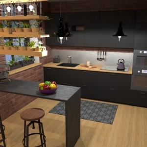 nuotraukos butas dekoras virtuvė apšvietimas аrchitektūra idėjos