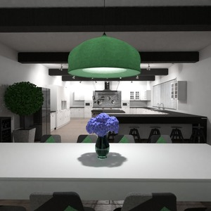 fotos muebles decoración cocina iluminación hogar comedor ideas