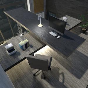 fotos escritório iluminação arquitetura ideias