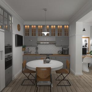 fotos apartamento decoração cozinha iluminação reforma sala de jantar despensa ideias