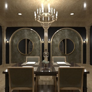 fotos casa decoración bricolaje iluminación comedor ideas