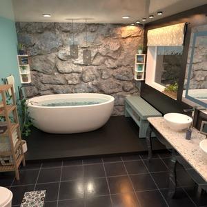 fotos casa mobílias decoração banheiro iluminação ideias