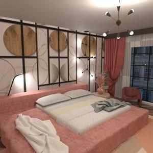 zdjęcia meble wystrój wnętrz sypialnia oświetlenie pomysły